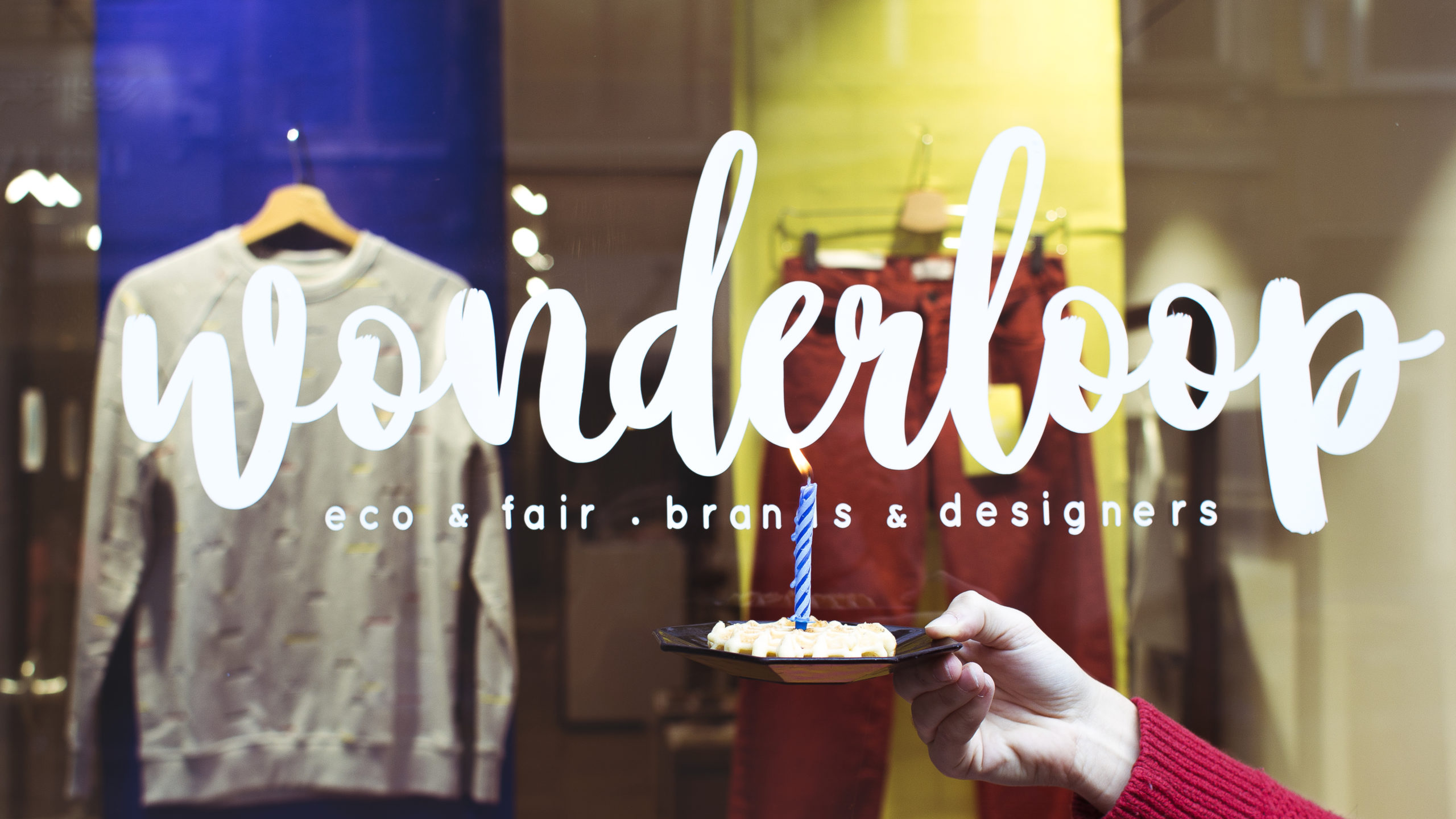 Wonderloop, la slow fashion à Bruxelles
